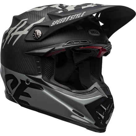 Casco Bell Moto-9 Flex Fasthouse Wrwf M/G Blac Bell