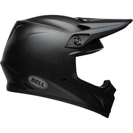 Casco BELL Mx-9 Mips Solid Nero Opaco Bell