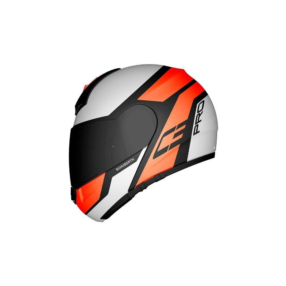 Casco C3 Pro Echo Orange Schuberth