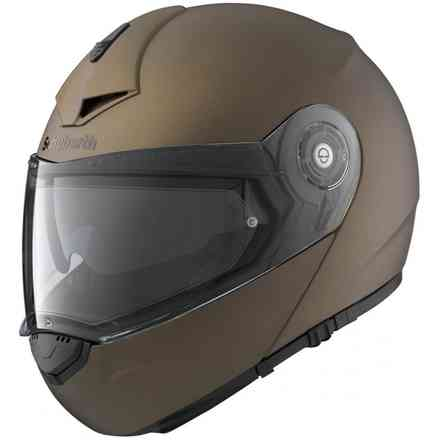 Casco C3 Pro Matt Metal Schuberth
