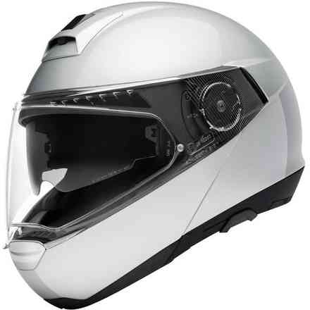 Casco C4 Basic argento Schuberth