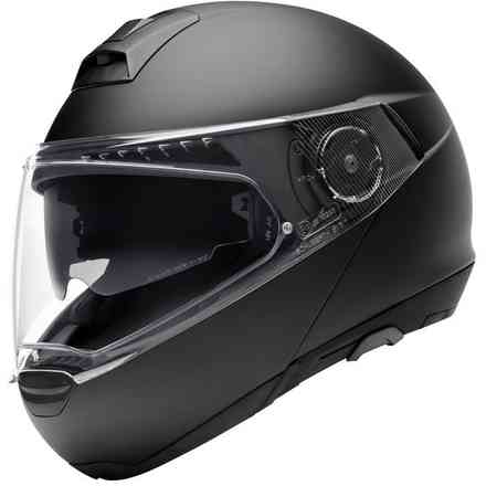 Casco C4 Basic nero opaco Schuberth