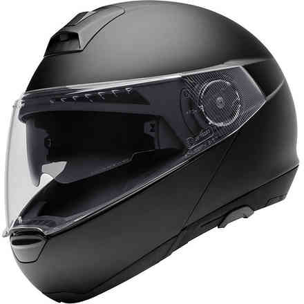 Casco C4 nero opaco Schuberth