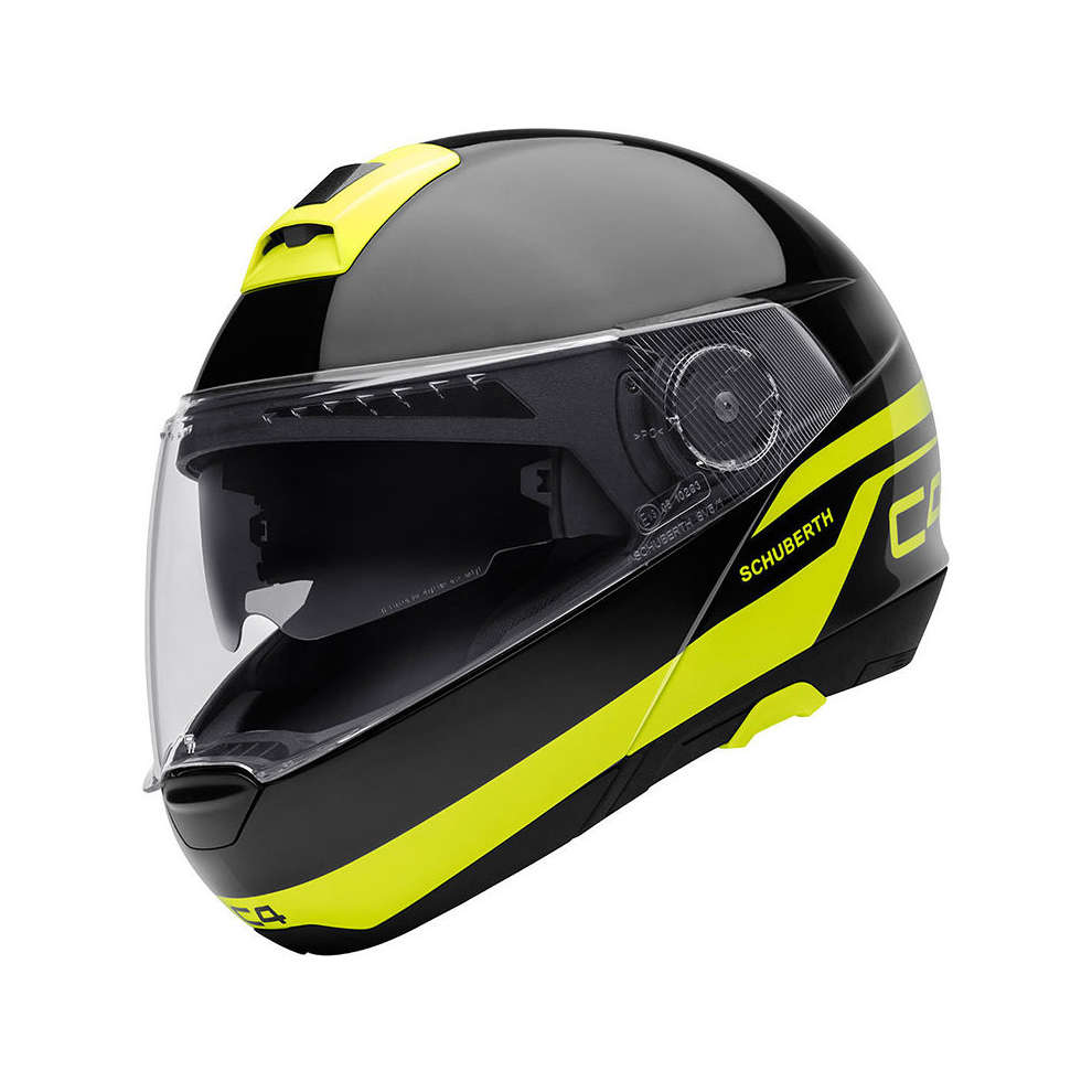 Casco C4 Pulse nero Schuberth
