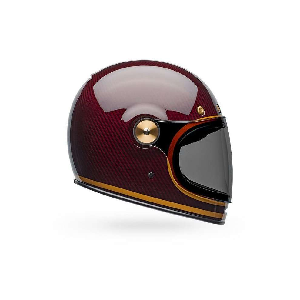 Casco Carbon Transend candy rosso Bell