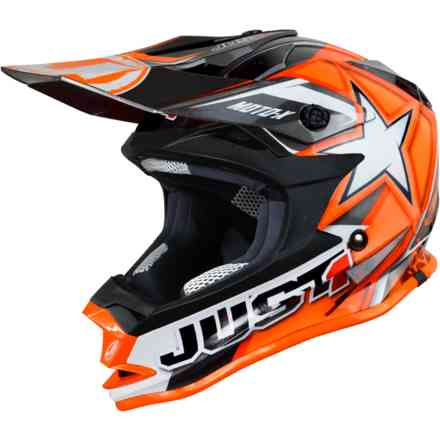 Casco Casco J32 Kid Moto X Helmet Just1