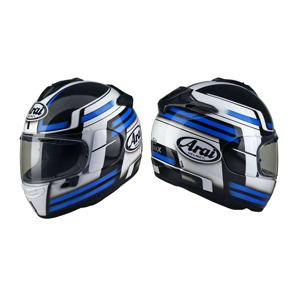 Casco Chaser-X Competition Blu Arai