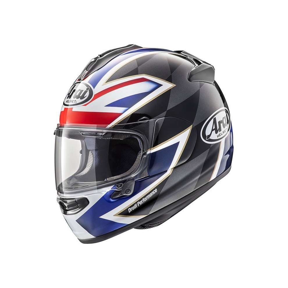 Casco Chaser-X League Uk Arai