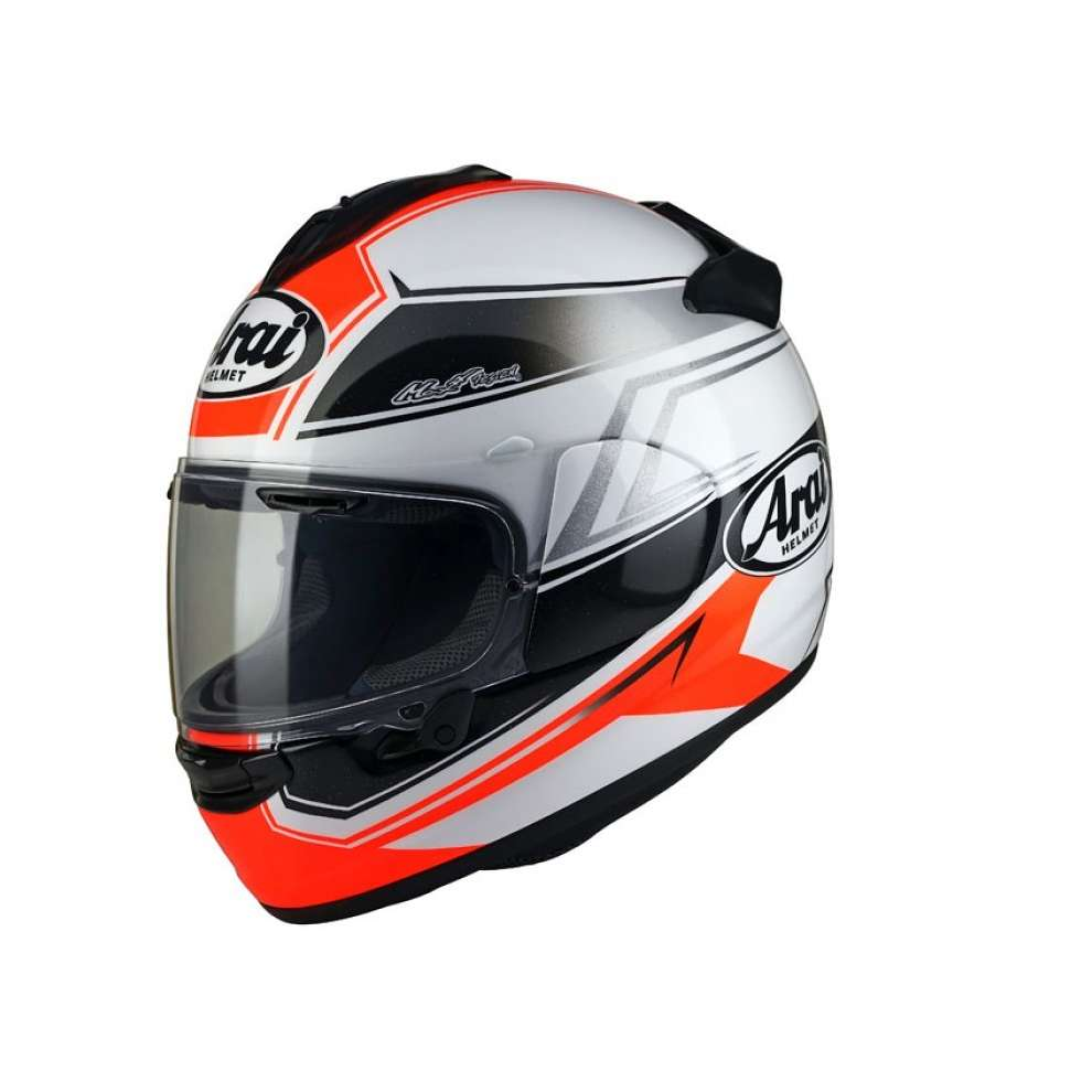 Casco Chaser-X Shaped rosso Arai