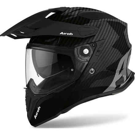 Casco Commander Carbon Lucido Airoh