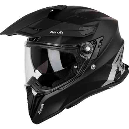 Casco Commander Color Nero Opaco Airoh