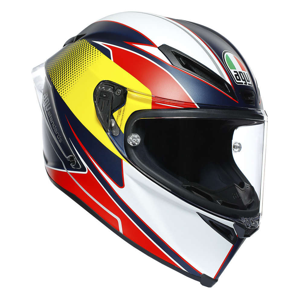 Casco Corsa R Agv E2205 Multi Supersport Agv