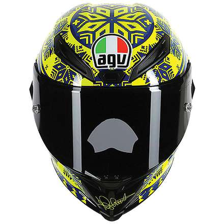 Casco Corsa Winter test 2015 Agv