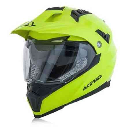 Casco Cross-Enduro Flip Fs-606 Acerbis