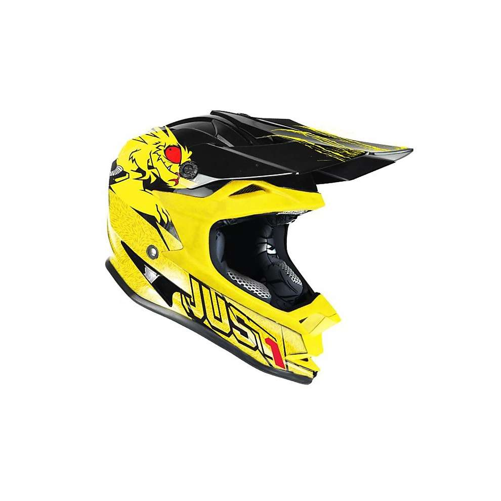 Casco cross J32 Kid Chupacabra Just1