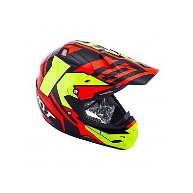 Casco Cross Over Ktime  KYT