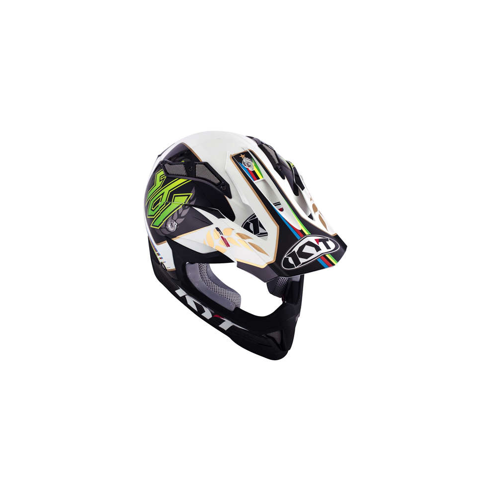 Casco Cross Strike Eagle Febvre KYT