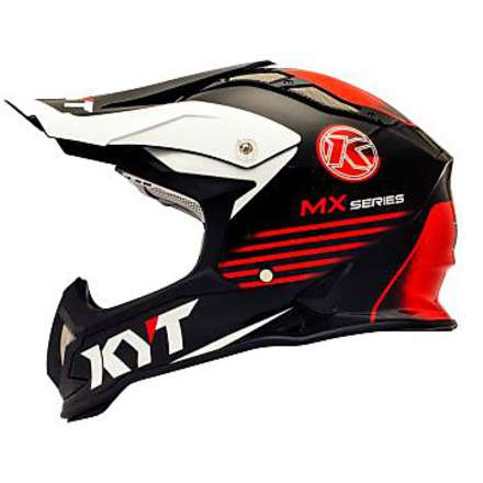 Casco Cross Strike Eagle K-Mx KYT