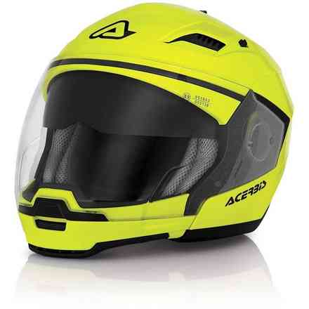 Casco Crossover Stratos 2S Acerbis