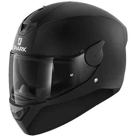 Casco D-Skwal 2 Nero opaco Shark