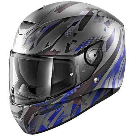 Casco D-Skwal Abk Shark