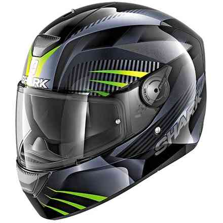 Casco D-Skwal Kag Shark