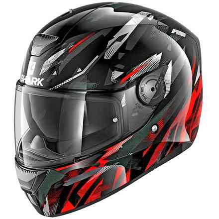Casco D-Skwal Krw Shark