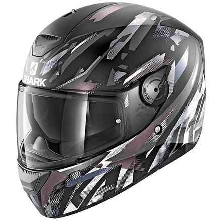Casco D-Skwal Kwa Shark