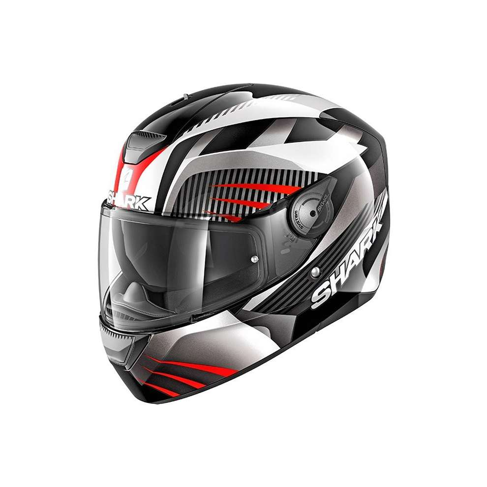 Casco D-Skwal Mercurium Shark