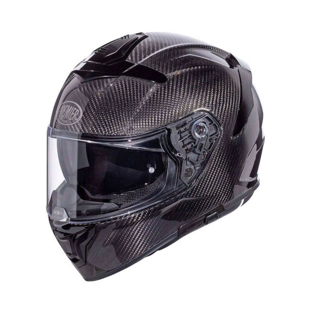 Casco Devil Carbon Premier