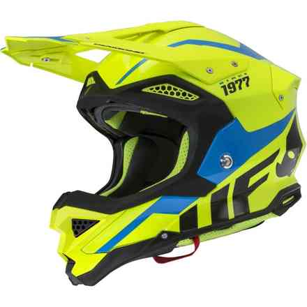 Casco Diamond Giallo Ufo