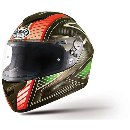 Casco Dragon Evo IM9 BM Premier