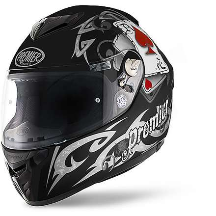 Casco Dragon Evo J9 Pitt black BM Premier