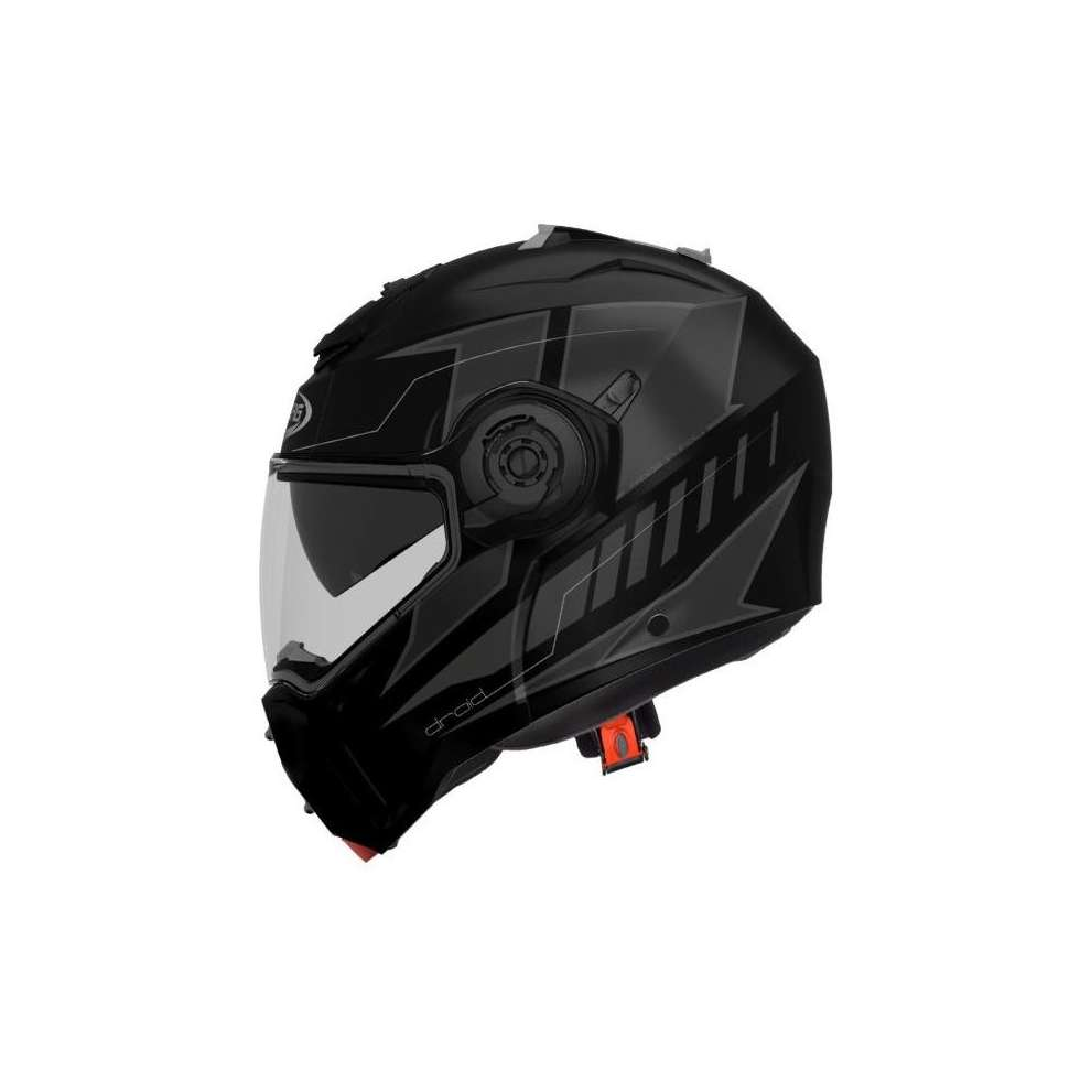 Casco Droid Blaze nero antracite Caberg