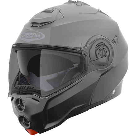 Casco Droid Gun Metal Caberg