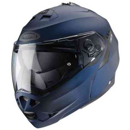 Casco Duke II Matt Blue Yama  Caberg
