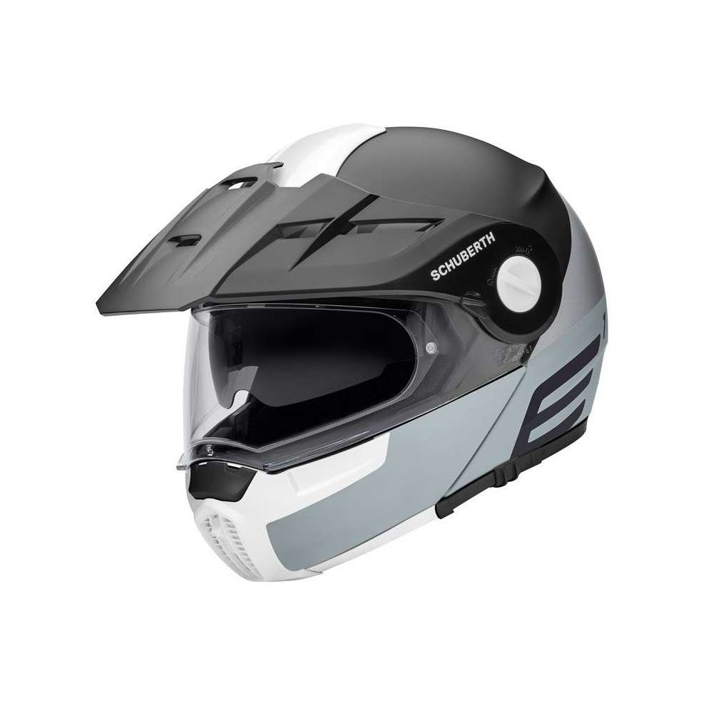 Casco E1 Cut Grey Schuberth