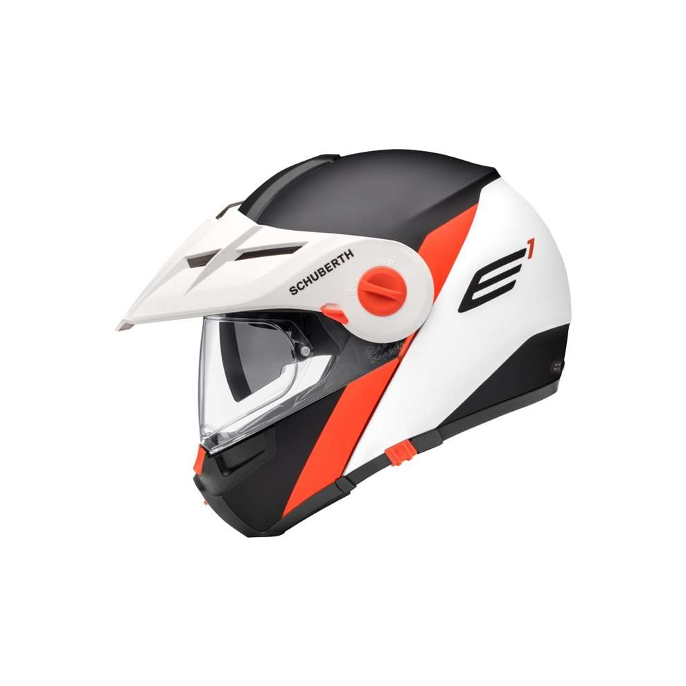 Casco E1 Gravity Arancio Schuberth