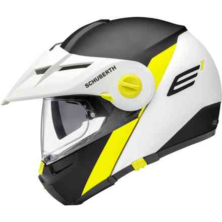 Casco E1 Gravity Giallo Schuberth