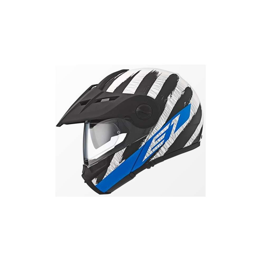 Casco E1 Hunter blu Schuberth