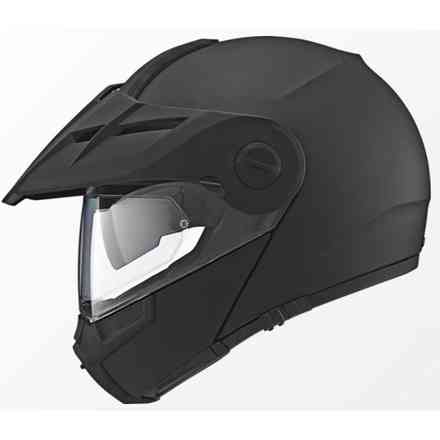 Casco E1 nero opaco Schuberth