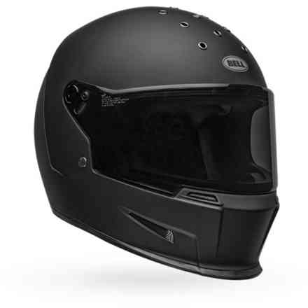 Casco Eliminator nero opaco Bell