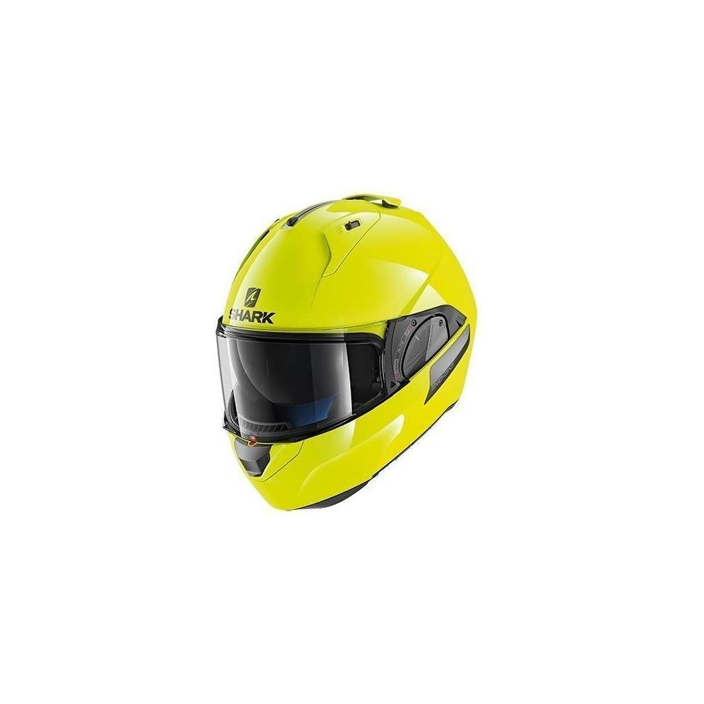 Casco Evo-One 2 Hi-Visibility Giallo/Nero Shark