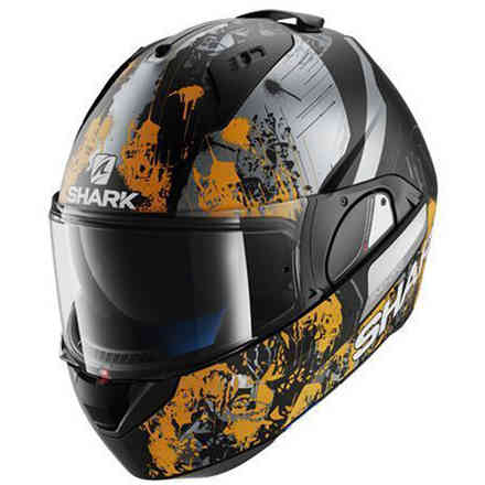 Casco Evo-One Falhout Mat Shark
