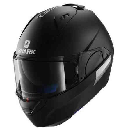 Casco Evo-One nero mat Shark