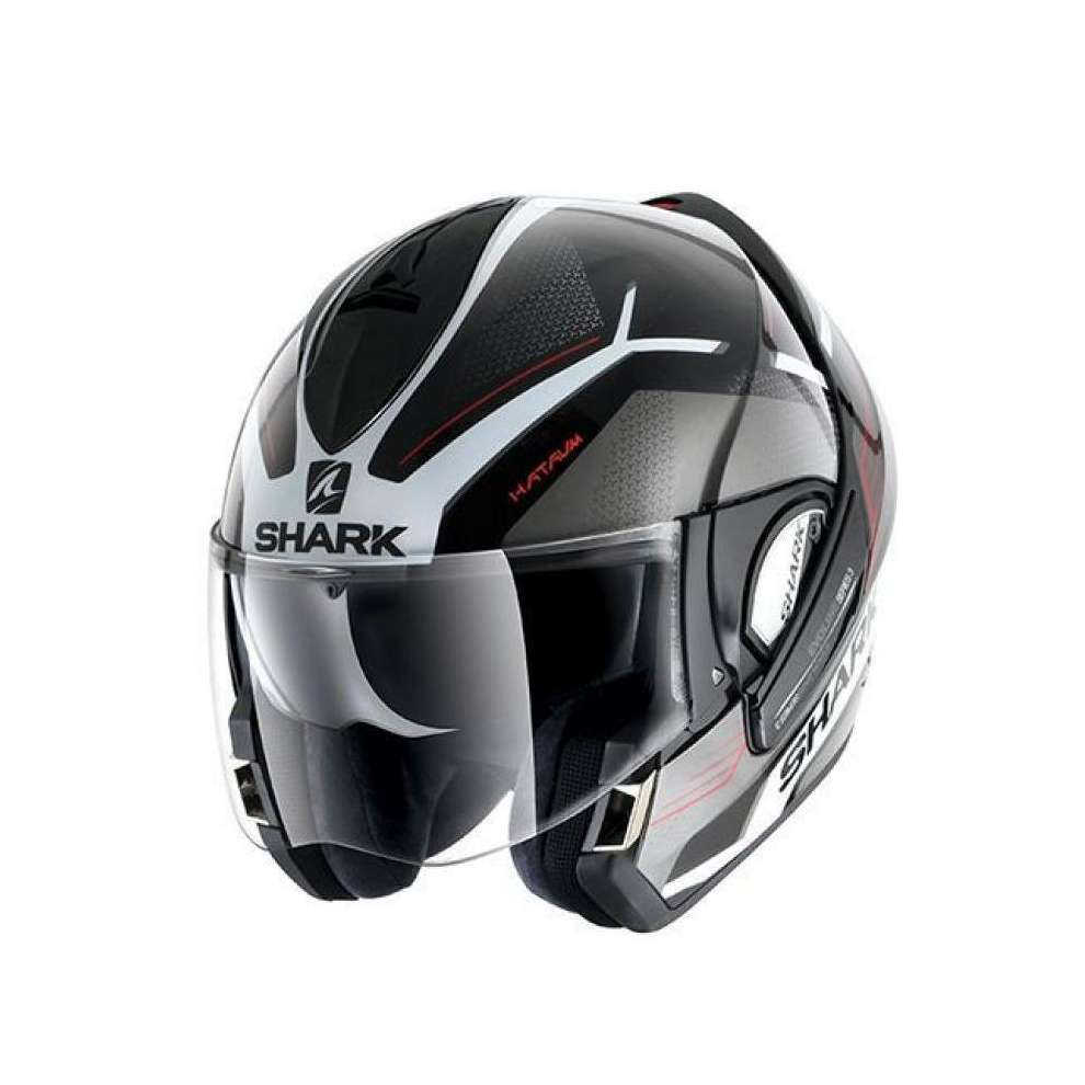 Casco Evoline 3 Hataum Shark