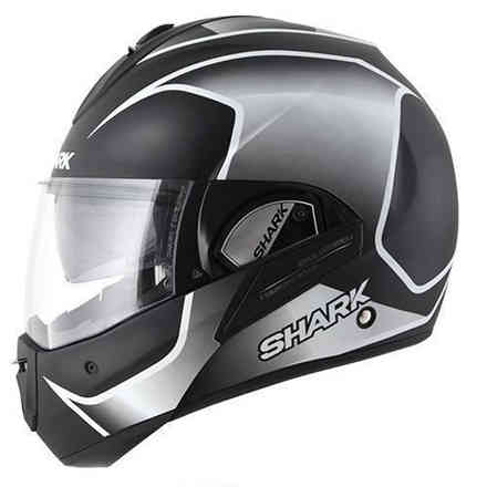 Casco Evoline 3 Starq Mat Shark