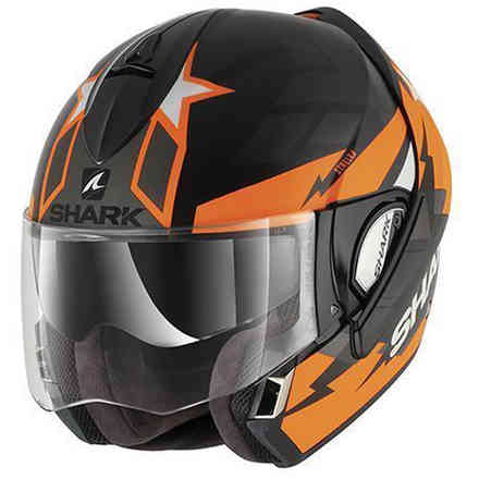 Casco Evoline 3 Strelka Mat Shark