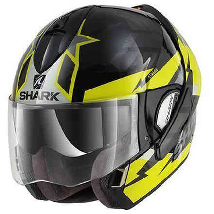 Casco Evoline 3 Strelka  Shark