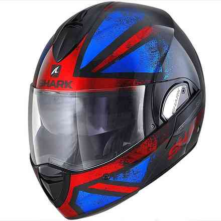 Casco Evoline 3 Tixer  Shark